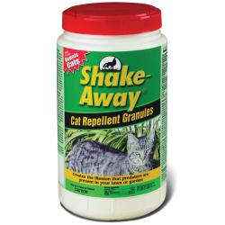 Shake Away Cat Repellent Granules Pest Control (5-Pounds)