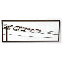 Plastec Bird on a Wire