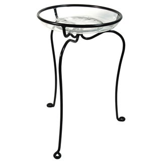 """'The Decorator' Plant Stand, Rust (21"""" Inches)"""