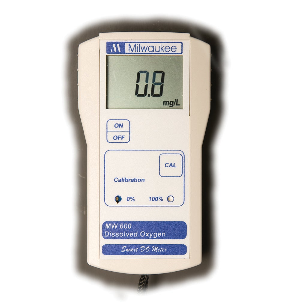 Dissolved Oxygen Meter : Milwaukee mw dissolved oxygen meter free shipping