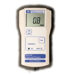 Milwaukee MW600 Dissolved Oxygen Meter|https://ak1.ostkcdn.com/images/products/6367346/78/383/Milwaukee-MW600-Dissolved-Oxygen-Meter-P13984546.jpg?impolicy=medium
