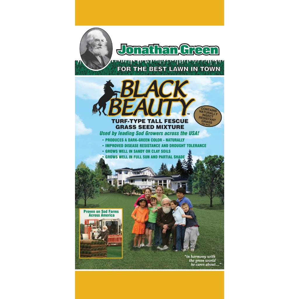 Jonathan Green 'Black Beauty' No. 5 Grass Seed Mix