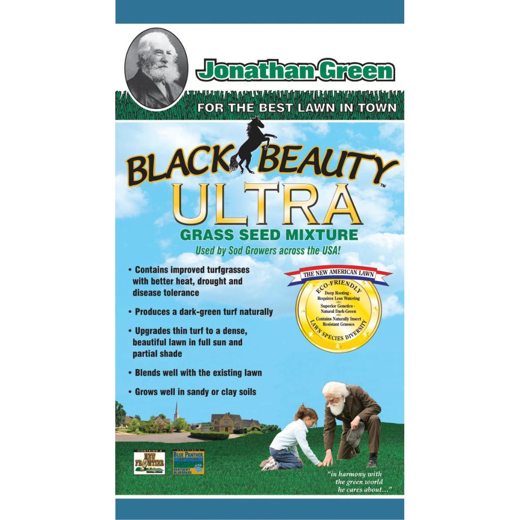 'Jonathan Green' Black Beauty Grass Seed Mix, Ultra #7