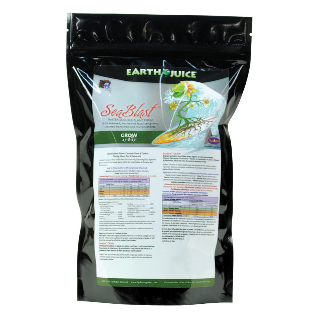 Earth Juice 'SeaBlast 17-8-17' 2-pound Grow Fertilizer