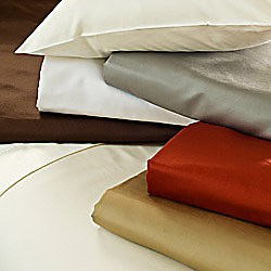 Pima Cotton Sateen 600 Thread Count Sheet Set