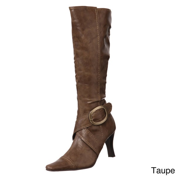 Chinese Laundry Women's 'Focus' Buckle Boots