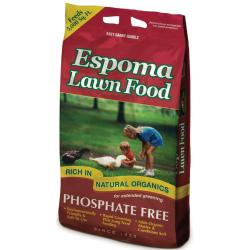 Espoma Lawn Fertilizer 5000 sq. ft. Granules 15-0-5
