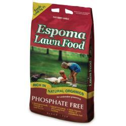 Espoma 20LB Lawn Food 18-0-3