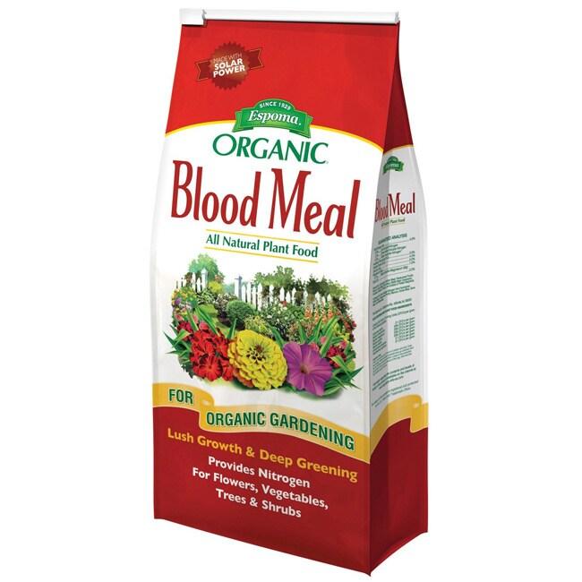 ESPOMA Blood Meal (17 lbs) (Espoma 17LB Dried Blood) (Org...