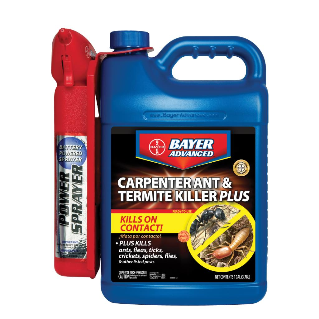 Bayer Advanced Carpenter Ant & Termite Killer Plus Ready-...
