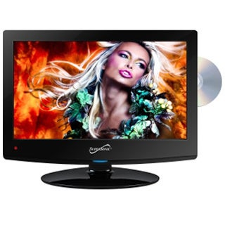 Supersonic 15-inch 1080p LED TV/ DVD Combo