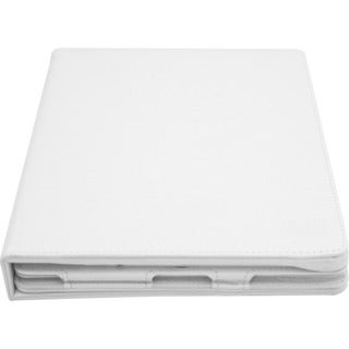 Adesso WKB-2000CW Keyboard/Cover Case for iPad - White