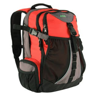 EcoGear Big Horn II 18.5-inch Recycled Backpack with Mesh Back|https://ak1.ostkcdn.com/images/products/6369280/P13986024.jpg?impolicy=medium