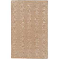 Hand-tufted Niort Geometric Pattern Wool Rug (9' x 13')