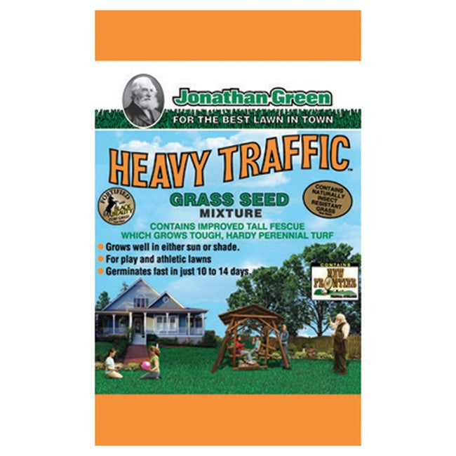 Jonathan Green 7# Heavy Traffic Fescue Grass Seed Mix