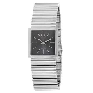 Calvin Klein Women's 'Spotlight' Stainless Steel Quartz Watch