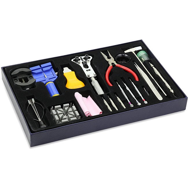 20 Piece watch repair Kit