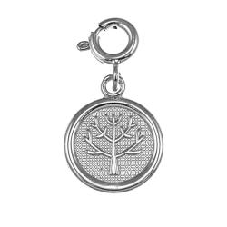 Sterling Silver '7 Wishes' Long Life Charm