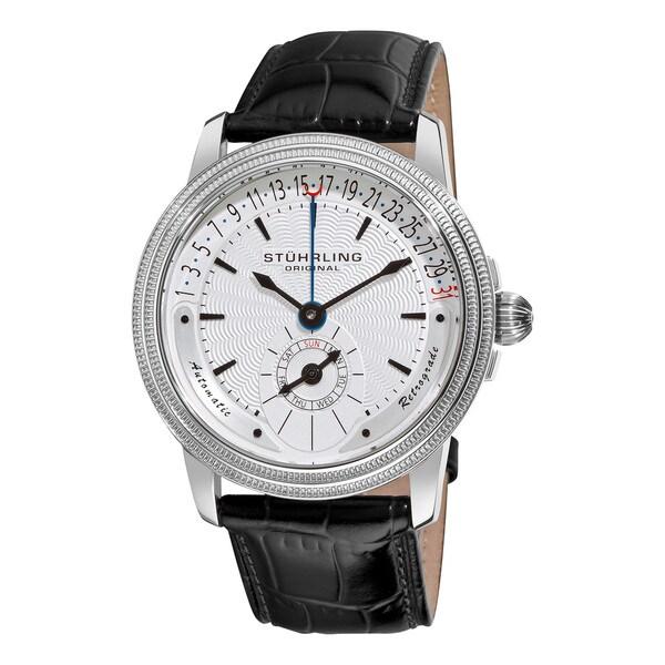 Stuhrling Original Men's Magnate Automatic Watch