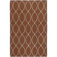 Hand-woven Bexley Wool Area Rug (8' x 11')