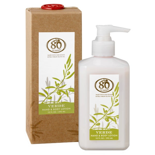 Verde 10-ounce Hand and Body Lotion