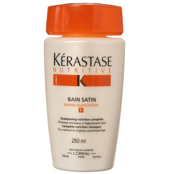 Kerastase Bain Satin #1 8.5-ounce Shampoo