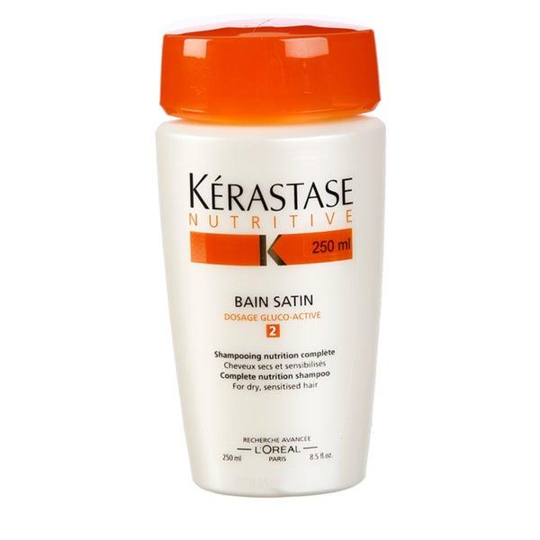 Kerastase Bain Satin #2 8.5-ounce Shampoo