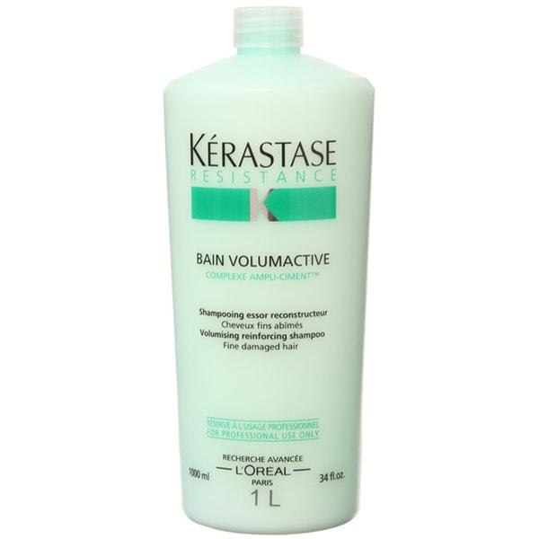 Kerastase Bain Volumactive 34-ounce Shampoo