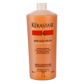 Kerastase Bain Oleo Relax 34-ounce Shampoo|https://ak1.ostkcdn.com/images/products/6370089/P13986591.jpg?impolicy=medium