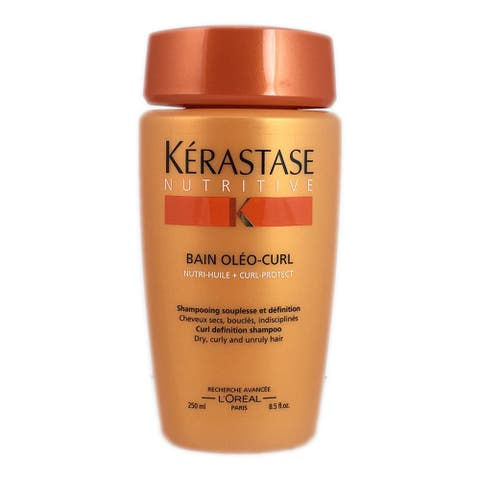 Kerastase Bain Oleo Curl 8.5-ounce Shampoo