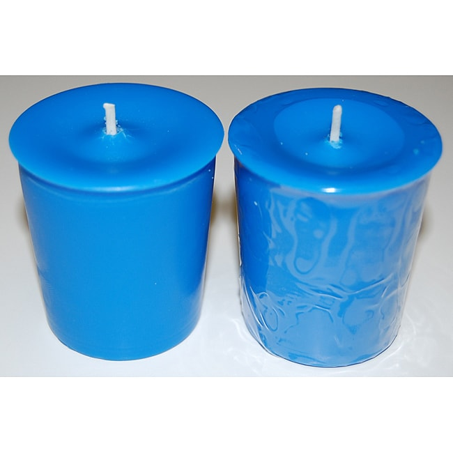 Southern Made Candles Soy 2-oz Beach Linen Votive (Set of 12)