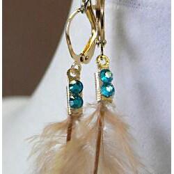 'Shawnee' Earrings - Thumbnail 1