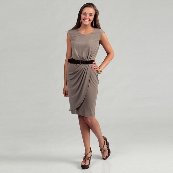 Calvin Klein Women's Cap Sleeve Dress