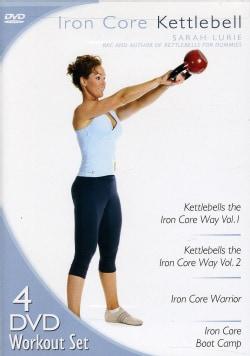 Iron Core Kettlebell (DVD)