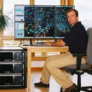 Atdec Six Monitor Stand