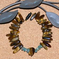 Susen Foster Designs 'Tiger River' Bracelet