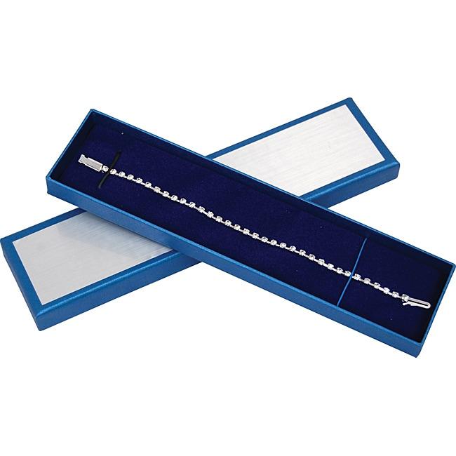 PREMIUM Crystal Tennis Bracelet (Case of 100), Women's, m...