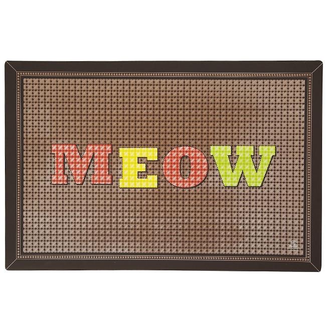 Ore Cross Stitch Meow Petmat