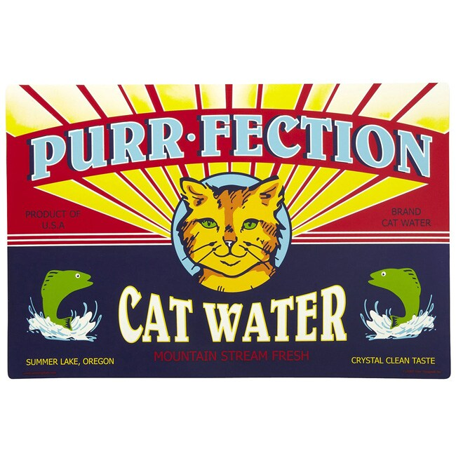 Ore Purr-Fection Placemat