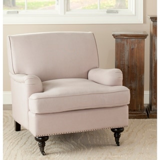 Safavieh Nottingham Taupe Club Chair