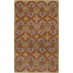 Hand-tufted Howden New Zealand Wool Area Rug (9' x 13') - Thumbnail 0