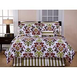 Montgomery 8-Piece Queen Comforter Set - Thumbnail 0