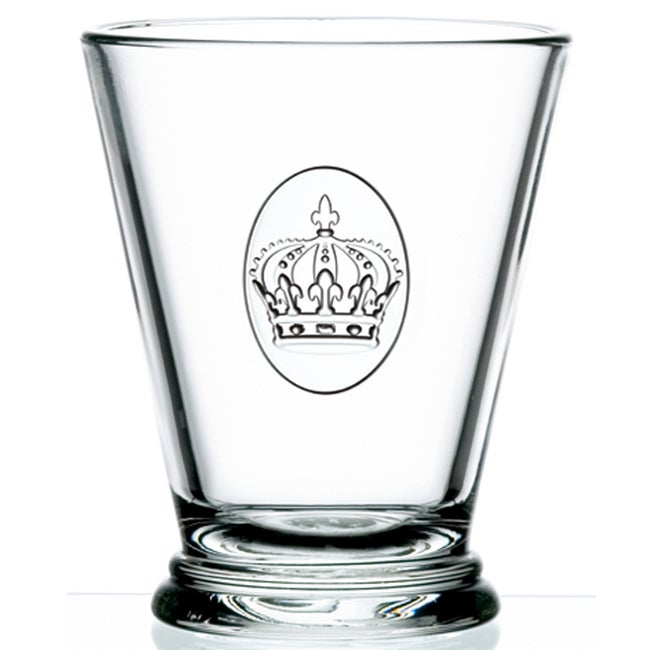 La Rochere 6-Piece Crown of Burgundy Juice Set