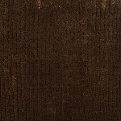 Hand-woven Solid Brown Casual Hartland Rug (8' x 11')