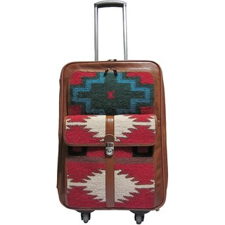 Amerileather Roamer 23-inch Spinner Upright Luggage