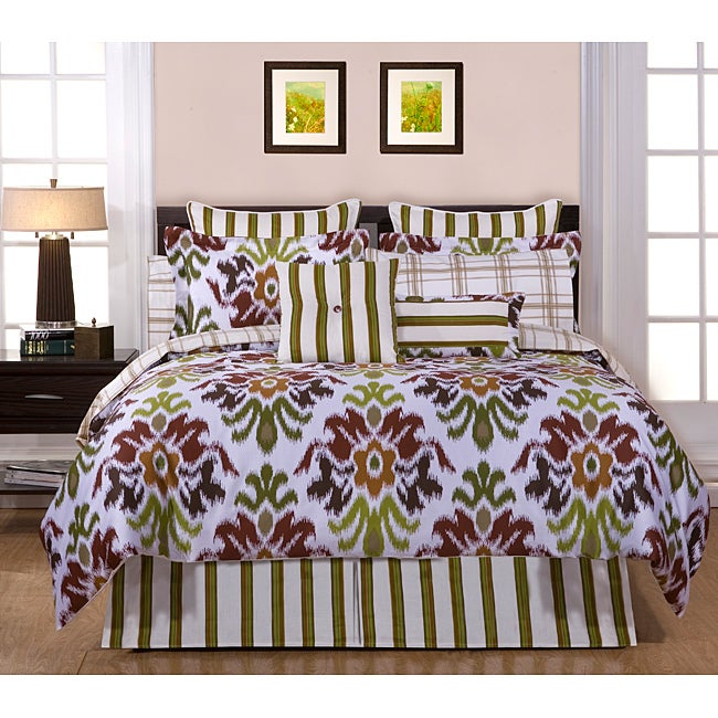 Montgomery 12-piece Queen-size Bed in a Bag with Sheet Set