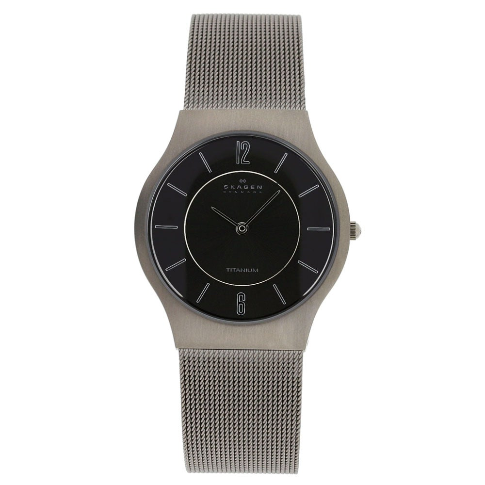 Skagen Men's 233LTTM Grenen Slimline Watch