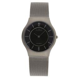 Skagen Men's 233LTTM Grenen Slimline Watch - Thumbnail 0