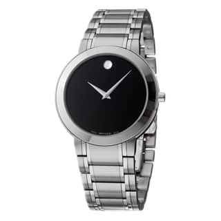Movado Men's 606191 Stiri Stainless Steel Watch|https://ak1.ostkcdn.com/images/products/6373468/P13989424.jpg?impolicy=medium