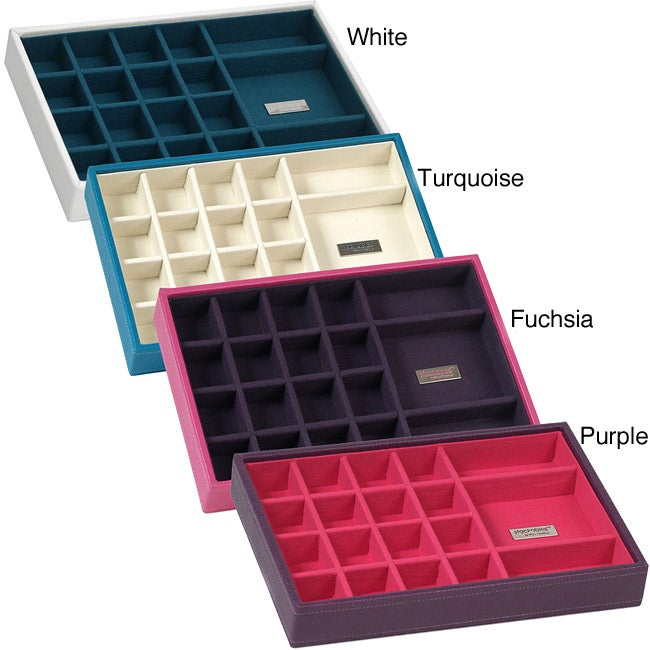 WOLF Small Stackables Standard Trays for Jewelry/Accessories